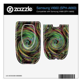 Weather Skins For Samsung VI660
