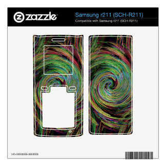 Weather Skin For The Samsung R211