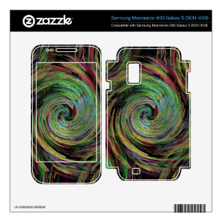 Weather Samsung Mesmerize Decal