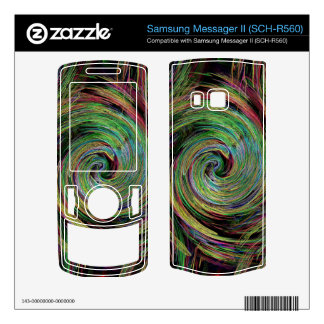 Weather Samsung Messager II Decal