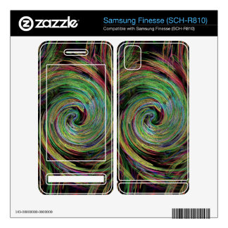 Weather Samsung Finesse Decal