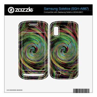 Weather Samsung Solstice Decals