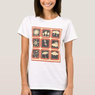 Weather Symbols T-Shirt