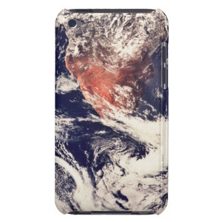 Weather Systems Above Earth 3 iPod Case-Mate Case