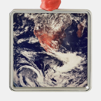 Weather Systems Above Earth 3 Ornaments