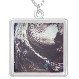 Weather Systems Above Earth Custom Jewelry