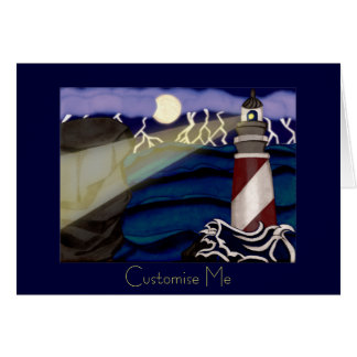 Weather the Storm Greeting Cards