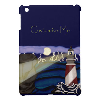 Weather the Storm iPad Mini Cover