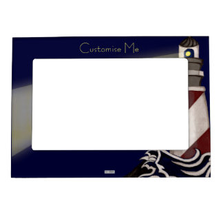 Weather the Storm Magnetic Picture Frame