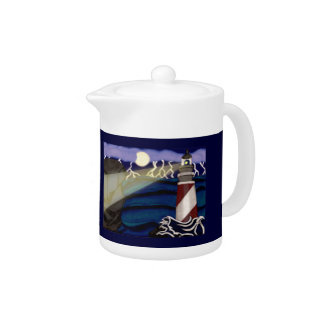 Weather the Storm Teapot