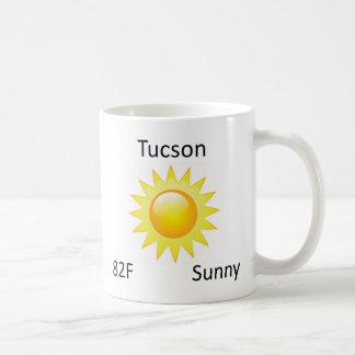 weather Tucson Coffee Mug