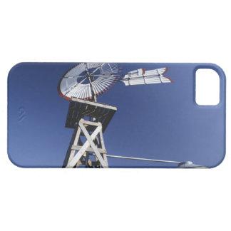 Weather vane and water tank, San Antonio, Texas, iPhone SE/5/5s Case