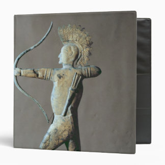 Weather vane in the form of an American Indian 3 Ring Binder