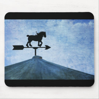 Weather Vane Mouse Pad