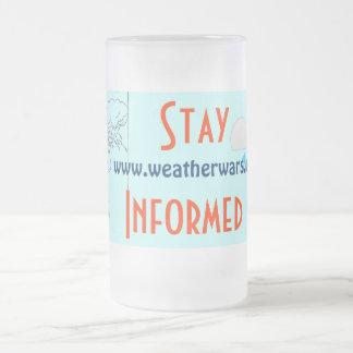 Weather wars mug