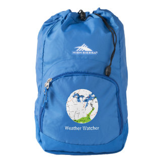 Weather Watcher Backpack