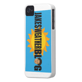 weatherCase-Blackberry iPhone 4 Funda