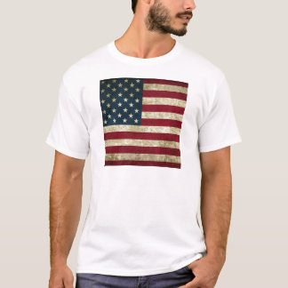 Weathered American Flag.png T-Shirt