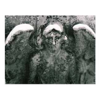 Weathered Angel Postcard