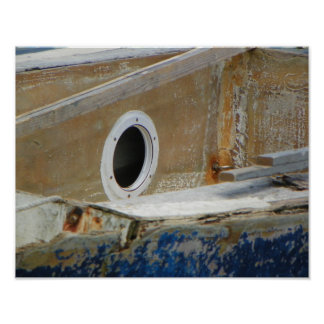 WEATHERED BOAT 3 Poster