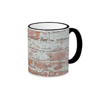 Weathered Brick Wall Mugs