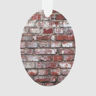 Weathered Brick Wall Pattern