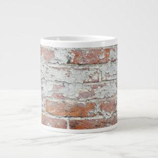 Weathered Brick Wall Extra Large Mug
