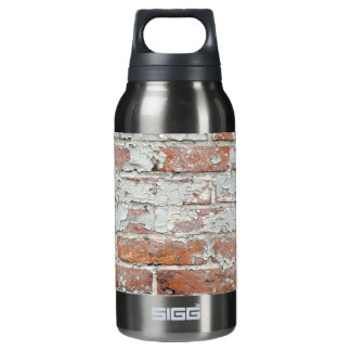 Weathered Brick Wall Thermos Bottle