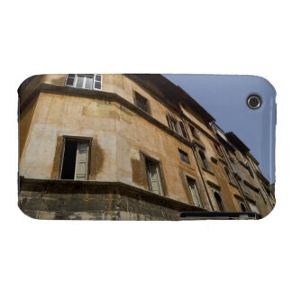 Weathered buildings, Rome, Italy 2 iPhone 3 Cover