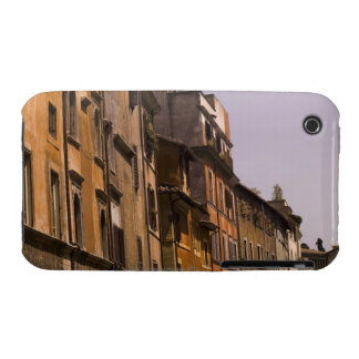 Weathered buildings, Rome, Italy iPhone 3 Case-Mate Case