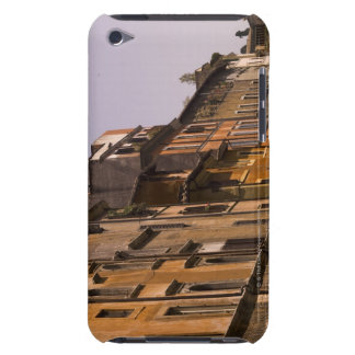 Weathered buildings, Rome, Italy iPod Touch Case