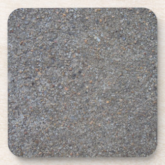 Weathered Concrete Drink Coaster