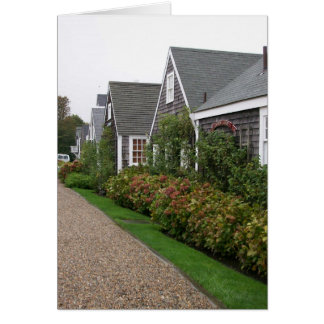 Weathered Cottages Card