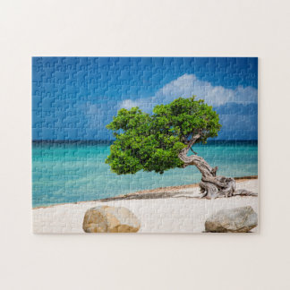 Weathered Fofoti tree Jigsaw Puzzle