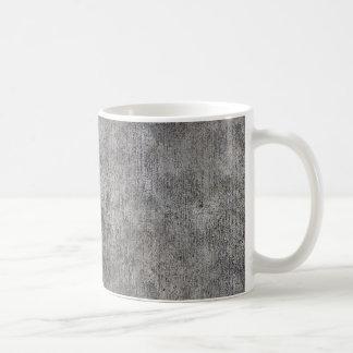 Weathered Grey Cement Sidewalk Coffee Mug