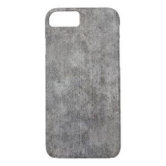Weathered Grey Cement Sidewalk iPhone 7 Case