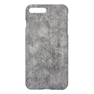 Weathered Grey Cement Sidewalk iPhone 7 Plus Case