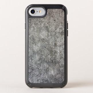 Weathered Grey Cement Sidewalk Speck iPhone Case