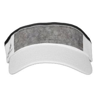 Weathered Grey Cement Sidewalk Visor