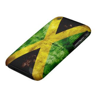 Weathered Jamaica Flag Case-Mate iPhone 3 Case