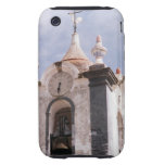 Weathered, old-fashioned clock tower, Portugal Tough iPhone 3 Cover