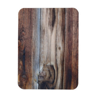 Weathered Old Wood Wall Texture Magnet