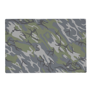 Weathered Outcrop Camo Placemat