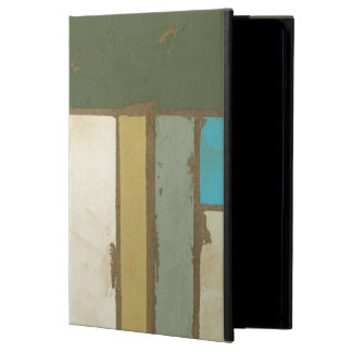 Weathered Panel Painting by Jennifer Goldberger Case For iPad Air