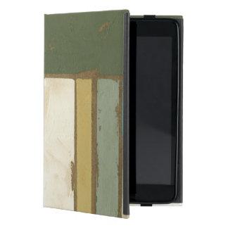 Weathered Panel Painting by Jennifer Goldberger iPad Mini Cover