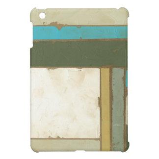 Weathered Panel Painting by Jennifer Goldberger iPad Mini Covers