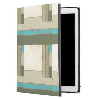 "Weathered Panel Painting by Jennifer Goldberger iPad Pro 12.9"" Case"