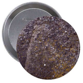 Weathered Rock Pinback Buttons