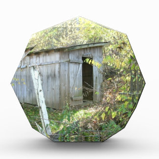 Weathered Rustic Shed Award