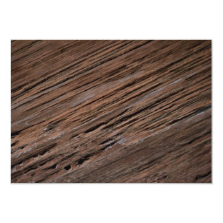Weathered sandstone, Canyon de Chelly National Mon Personalized Announcements
